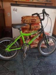 Bicicleta infantil Monak masculina