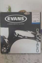Peles Evans e Uno para Bateria