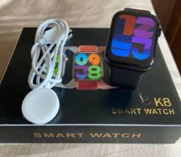 Smartwatch iwo k8 lançamento
