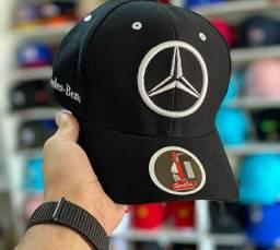 Boné Mercedes Benz