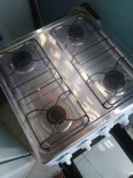 Vendo fogão SEMI-NOVO com 2 meses de uso!