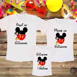 Camiseta para Aniversário