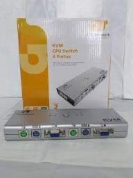 Switch 4 Portas