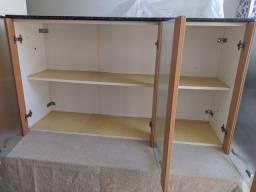 Armários de cozinha Itatiaia 2 e 3 portas
