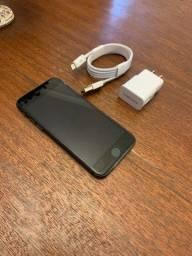 IPhone 8 256gb Usado Preto Saúde da Bateria 83% Com Carregador 05