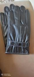 Luvas de couro, inverno, para uso diário<br><br><br>