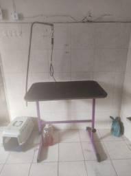 Mesa banho e tosa pet shop
