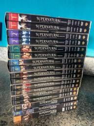 DVD Sobrenatural