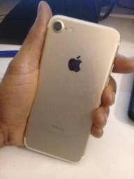iPhone 7 Gold 128 gigas
