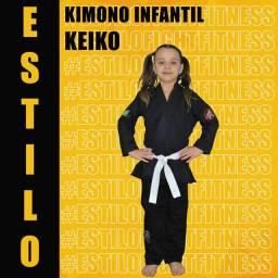 kimono infantil jiu-jitsu e judô