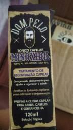 Minoxidil Dom Pelo 10% kit c/ 13