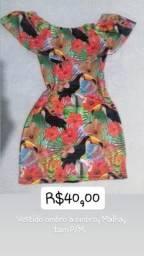 Vestido Florido.