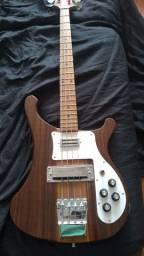 Baixo Luthier Rickenbacker 4003