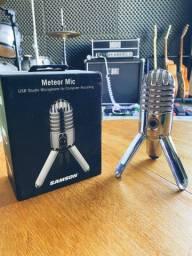 Samson meteor mic USB