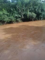 Chácara a beira do rio Botas