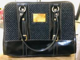 Bolsa preta Louis Vuitton (imitação)