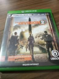 Vendo jogo THE division 2. Xbox one