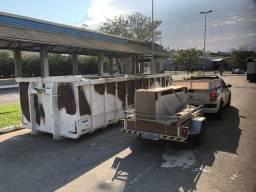 KTZ Transportes / Fretes / Pequenas Mudanças / Viagens
