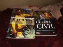 Livros semi-novos Guerra civil, Mitologia, O orfanato da srta Peregrine