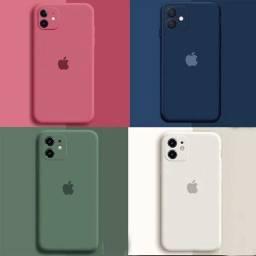 Capa iPhone 11- cobertura completa