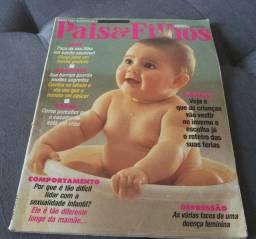 Revista Pais & Filhos Maio De 1991
