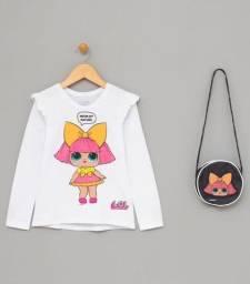 Camisa infantil LOL