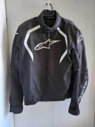 Jaqueta Moto Alpinestar tamanho L