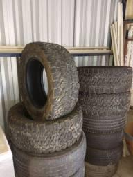 4 pneus 265x60x18 bfgodrieh