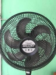 Ventilador Mallory (PARA RETIRAR PEÇAS)