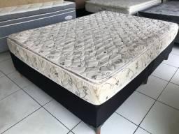Base box mais colchão de casal - ENTREGAMOS HOJE