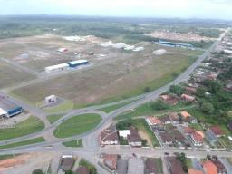 Investidores Área 10 Mil Metros Quadrados Frente BR 280 Araquari Próximo Ao Trevo