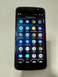 Moto G5s 32 GB vidro trincado Whats na descrição