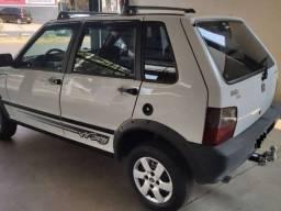 Fiat UNO 1.0 mille way economy- Único dono