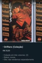 Drifters (Coleção)