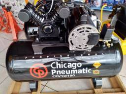 Compressor 10/100 10 pés 120lbs 2Cv