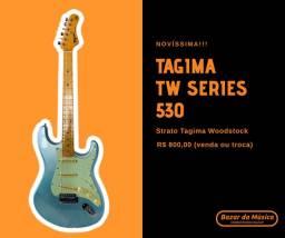 Guitarra TW series 530 (novíssima e no plástico!)