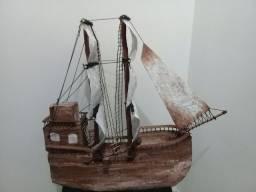Réplica de barco