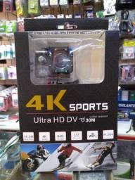 Câmera Sports 4k Ultra HD DV