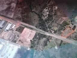 Area c/ 20.000m2, frente p/ BR-364, Região do Distrito Industrial, Cuiabá-MT
