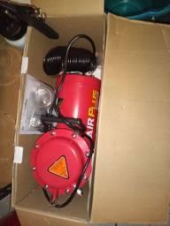 Vendo compressor , tufãozinho