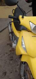 Moto bis a pedal 2007 valor 4 mil