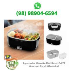 Aquecedor Marmita Multilaser Ce071 Gourmet Bivolt Oferta Loi