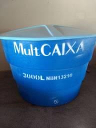 Caixa d'água 3.000 litros nova
