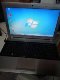 Notebook Samsung core i3 (teclado ruím)