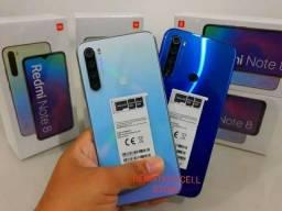 Xiaomi Redmi Note 8 64gb (LACRADO) PROMOÇÃO SÓ HOJE R$1299,99