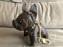 Chaveiro Louis Vuitton - Bulldog - (6 modelos)