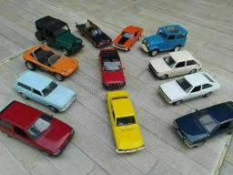 Mini carros Coleção