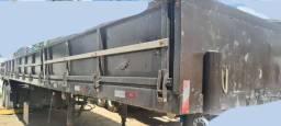 Carreta carga seca 2 eixos