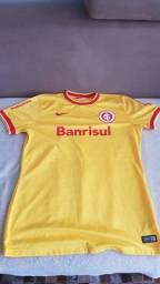 Camisa inter Amarela