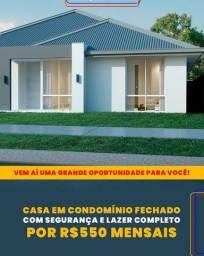 Casas em condomínio fechado
